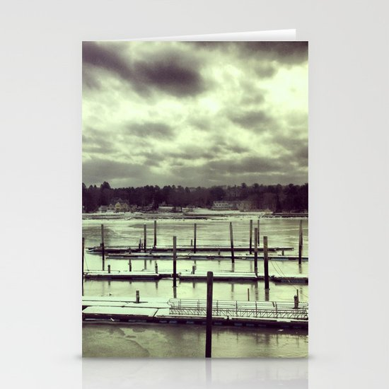 Manchester by the Sea Stationery Cards