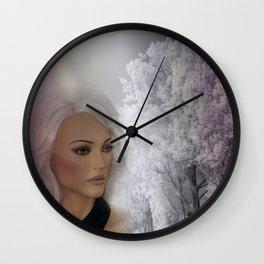 my way home Wall Clock