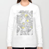 world maps Long Sleeve T-shirts featuring Maps. by valennelav