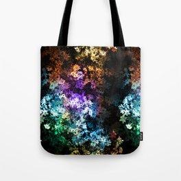Black garden Tote Bag