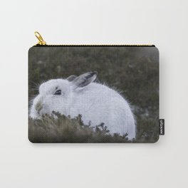 Close to wild mountain rabbit Carry-All Pouch
