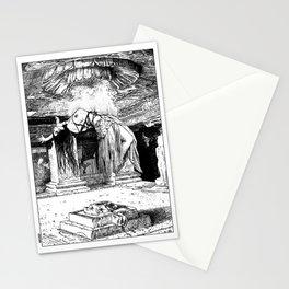 asc 357 - L'élévation (The elevation) Stationery Cards