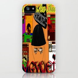 Koto Immortal and New Shadow Alert (artwork) iPhone Case