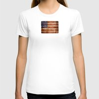 america T-shirts featuring america by Arken25
