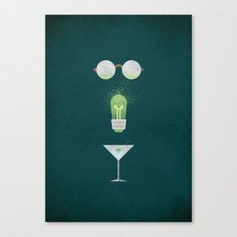 The Great Gatsby - NO TEXT Canvas Print