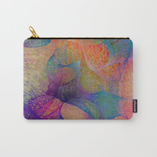 Colorful Veils Carry-All Pouch