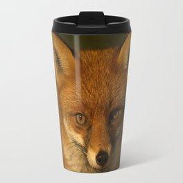 The Wild Red Fox Travel Mug