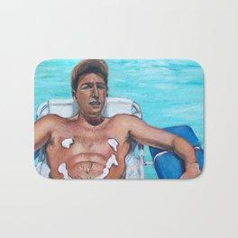 Billy Madison - Adam Sandler Painting Bath Mat