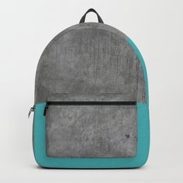 Concrete x Blue Backpack