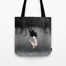 breathing in the sound of music Tote Bag