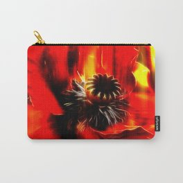 Mohnblüte Carry-All Pouch