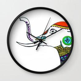 Tusker Wall Clock