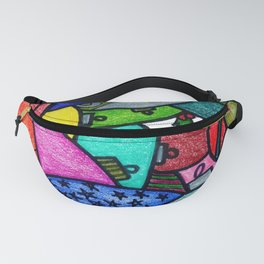 Adorning Ornaments Fanny Pack