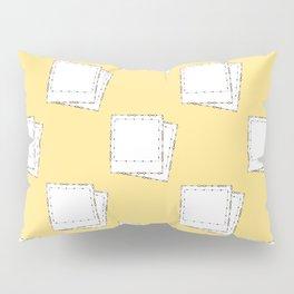 Two polaroids Pillow Sham