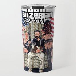 Dan Bilzerian Las Vegas Travel Mug