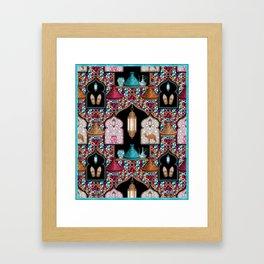 Marrakech Night Framed Art Print