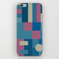 Palm Springs Pink iPhone & iPod Skin