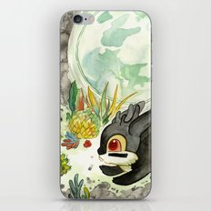 Moonlight (With Jackalopes) iPhone & iPod Skin