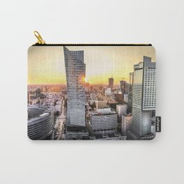 Warsaw financial district Carry-All Pouch