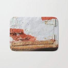 Rusty Door Bath Mat