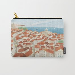 Alfama, Lisbon Carry-All Pouch