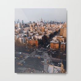 Empire Cityscape Metal Print