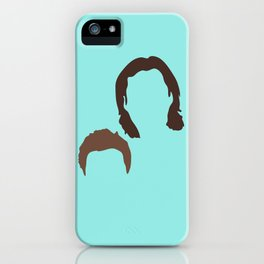 Supernatural Sam and Dean, ya'll iPhone Case