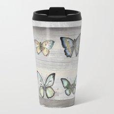 Butterfly study Travel Mug