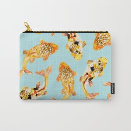 Goldfish #society6 #decor #buyart Carry-All Pouch