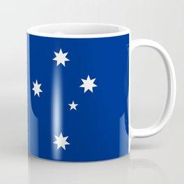 Australian flag, HQ image Coffee Mug