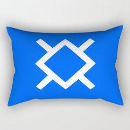 Northern Cheyenne ethnic flag Rectangular Pillow