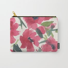 Red Poppy Dance Carry-All Pouch