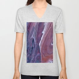 Geode Unisex V-Neck