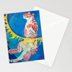 Happy Tiger Stationery Cards
