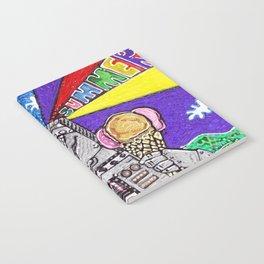 Summer Yum Notebook