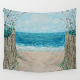 Sandbridge Shores Wall Tapestry