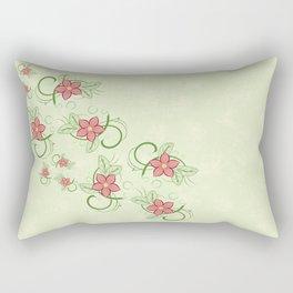 Rebirth Rectangular Pillow