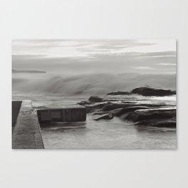 Whale Beach 4861 Canvas Print