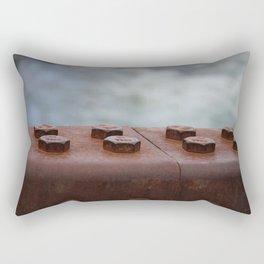 -Bolts- Rectangular Pillow