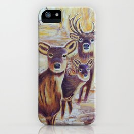 Curious | Curieux iPhone Case