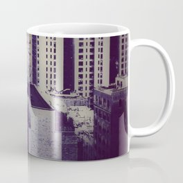 Muted Cityscape Coffee Mug