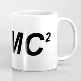 E=MC2 Coffee Mug