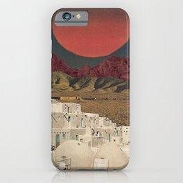 Madera iPhone Case