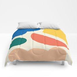 Floating lands Comforters
