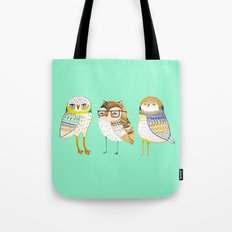 The Cutest owls. Tote Bag