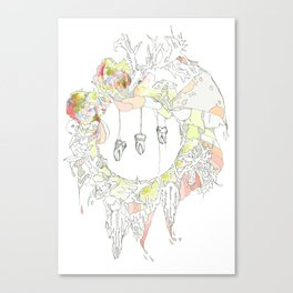 sugar tooth Canvas Print