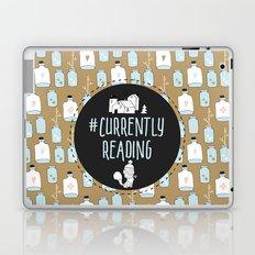 Currently Reading - Winter Fox Laptop & iPad Skin