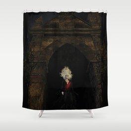 Gates of the Underworld Shower Curtain