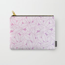 Leaves in Unicorn Carry-All Pouch
