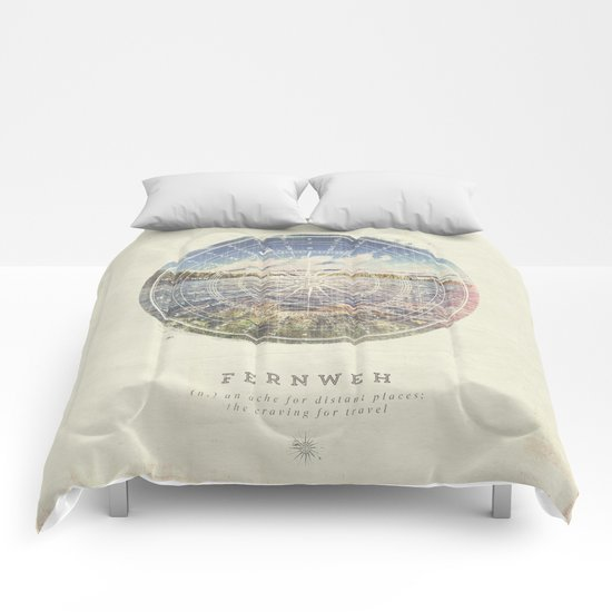 Fernweh Vol 1 Comforters